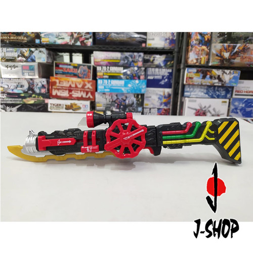Foto Produk Rider DX - Build Steam Blade (Minus Box) dari J-SHOP INDONESIA