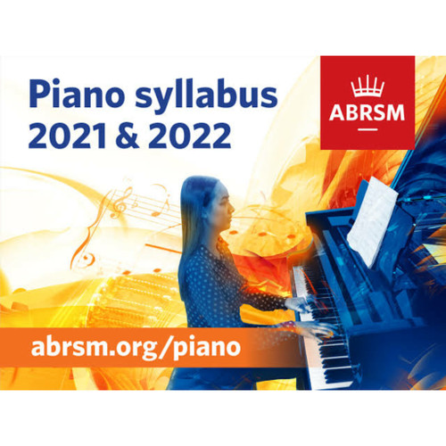 Foto Produk Piano Exam Pieces 2021 2022 Book with CD Grade In 12345678 ABRSM Buku - Initial dari WoodenBox
