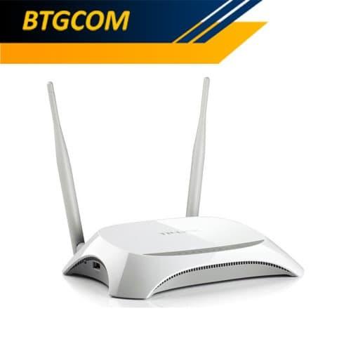 Foto Produk TP-Link TL-MR3420 3G 4G Wireless N Router / TPLink TLMR3420 dari BTGCOM