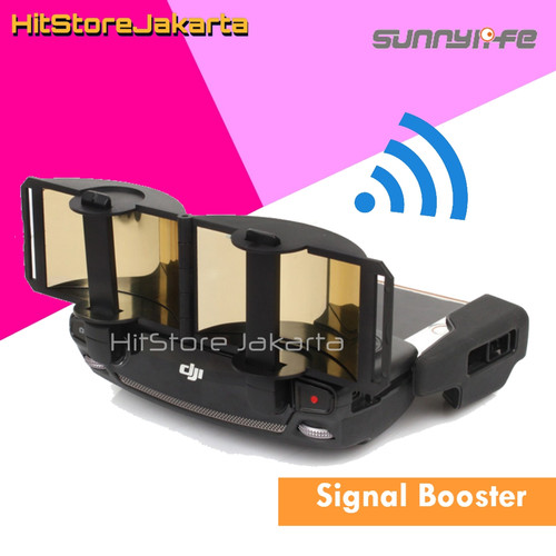 Foto Produk DJI Mavic Mini Yagi Antena DJI Spark Air Signal Booster Penguat Sinyal - Signal Booster dari HitStore_Jakarta