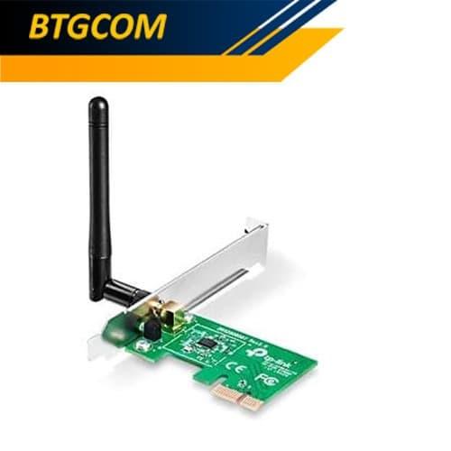 Foto Produk TP-Link TL-WN781ND 150Mbps Wireless N PCI Adapter / TPLink TLWN781ND dari BTGCOM