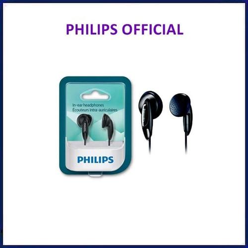 Foto Produk Philips SHE1350 Stereo Earphone Headset SHE 1350 dari Official Brands