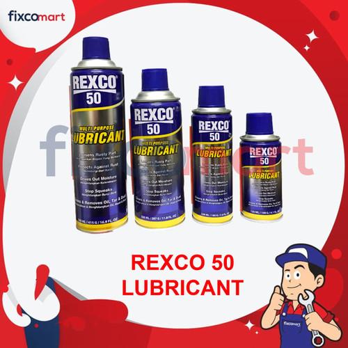 Foto Produk Rexco 50 Lubricant 500 Ml / Anti Karat - 120 ML dari FIXCOMART