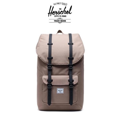 Foto Produk Herschel Little America Backpack 17 L - Pinebark Black dari NS Market Official Store