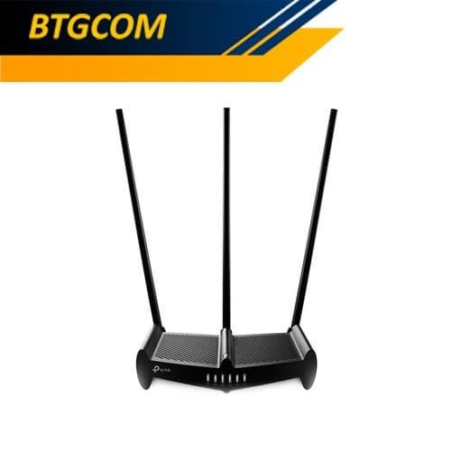 Foto Produk TP-Link TL-WR941HP 450Mbps Wireless N Router / TPLink TLWR94HP dari BTGCOM