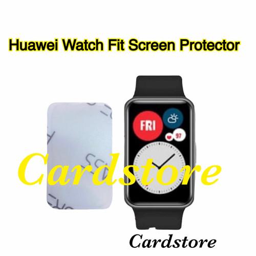 Foto Produk Huawei Watch Fit Anti Gores Hydrogel Screen Protector dari Cardstore