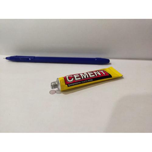Foto Produk Academy Cement untuk Model Kit Plastik CM-003 dari Hando_Toys
