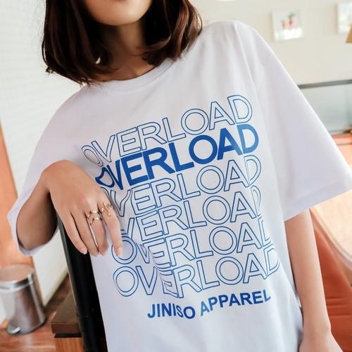 Foto Produk JINISO T-Shirt Overload Oversize Tee | Kaos dari JINISO.ID