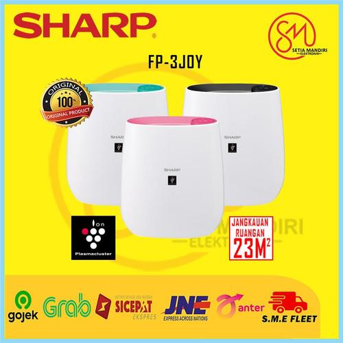 Foto Produk Air Purifier Sharp FP J30Y P / FP-J30Y-P / FPJ30Y - Pink - Merah Muda, TANPA BUBBLE dari Setia Mandiri Elektronik