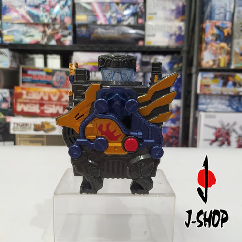 Foto Produk Rider DX - Build Cross Z Dragon (Minus Box) dari J-SHOP INDONESIA