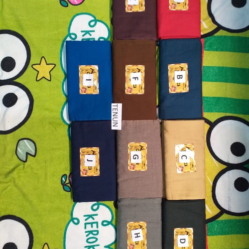 Foto Produk sarung wadimor polos warna non tumpal dari AAStore-0119