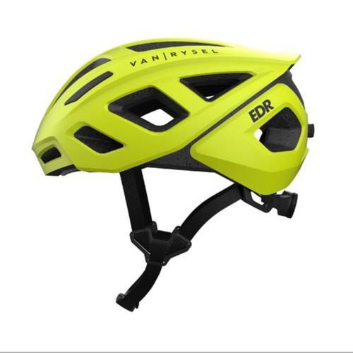 Foto Produk Helm sepeda road cycling helmet van rysel helm sepeda mtb roadbike - stabilo, M dari diks adventure