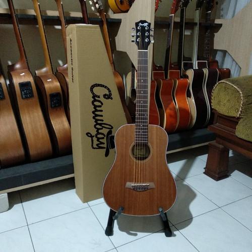 Foto Produk Gitar Akustik Cowboy 3/4 tipe GW120NS Rosewood original Limited dari Travertine music