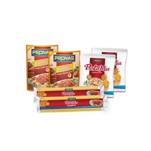 Foto Produk PRONAS Paket Aneka Pasta B bundling 6 pcs dari Pronas Official Store