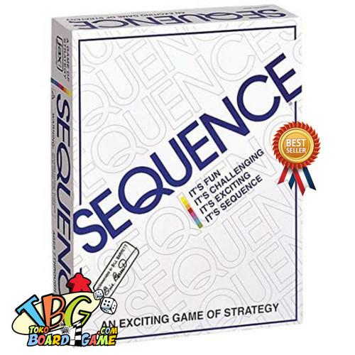 Foto Produk Sequence ( Original ) Board Game - TBG dari Toko Board Game