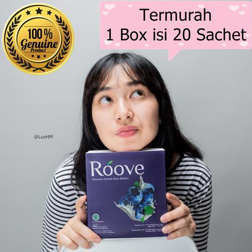 Foto Produk Roove Collagen Beauty Drink - 20 Sachet Ecer dari LuxHM