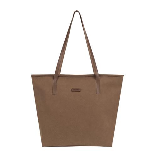 Foto Produk Ceviro Yumie Tote Bag Tas Bahu Wanita Tas Tote Besar Brown dari Ceviro Bags Indonesia