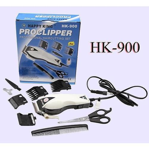 Foto Produk Proclipper Happy King HK 900 Alat Cukur Rambut Mesin Cukur dari ICG
