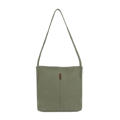 Foto Produk Ceviro Kirai Tote Bag Tas Tote Simple Soft Green dari Ceviro Bags Indonesia