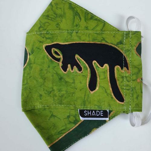 Foto Produk Masker 3D batik - bottle, tali hijab dari shade_butik