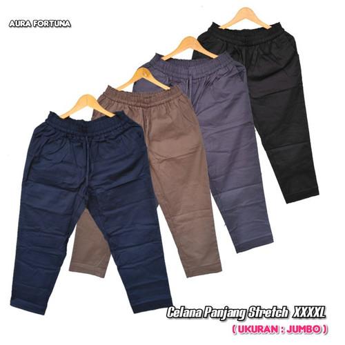 Foto Produk Celana Panjang Stretch XXXXL dari Aura Fortuna Online Shop
