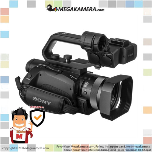 Foto Produk Sony HXR-MC88 Full HD Camcorder Kamera - MC88 dari Megakamera