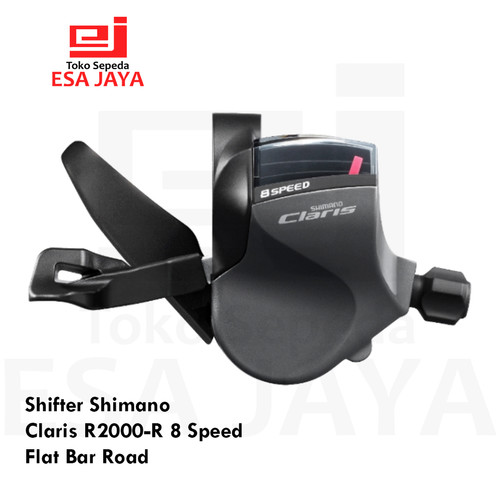 Foto Produk Shifter Shimano Claris 8 Speed Double SL-R2000R dari Esa Jaya