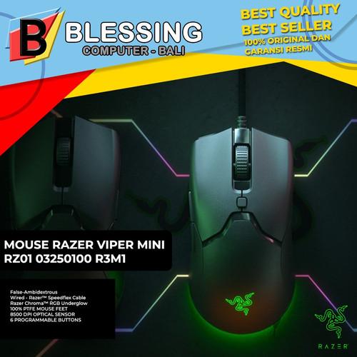 Foto Produk Mouse Razer Viper Mini RZ01-03250100-R3M1 dari Blessing Computer Bali