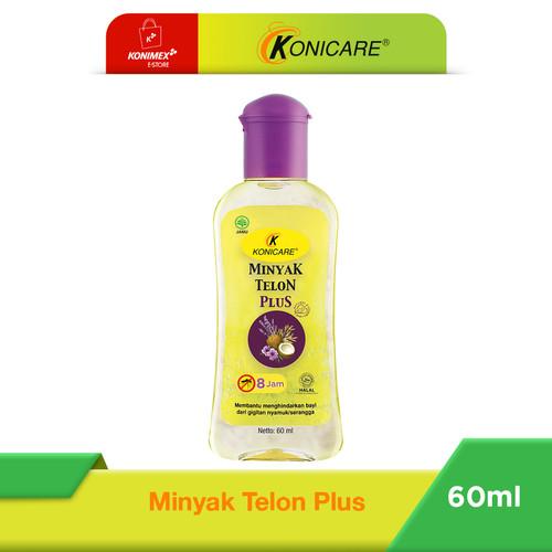 Foto Produk KONICARE Minyak Telon Plus Botol 60 ml Anti Nyamuk dari Konimex Store