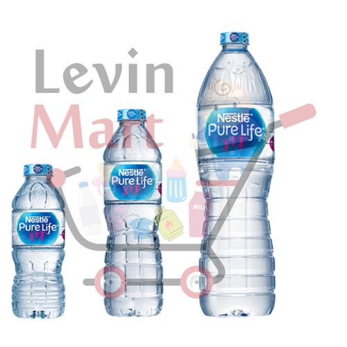 Foto Produk NESTLE AIR MINERAL BERKUALITAS/NESTLE PURE LIFE/1500ML/600ML/330ML - 1500 ML dari Levin Mart Sunter