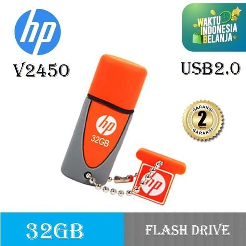 Foto Produk Flashdisk HP 32GB v245 Original - Orange dari Glodok VCD