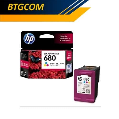Foto Produk Hp 680 Color Warna CL Tinta Catridge Catrid HP680 Ori dari BTGCOM