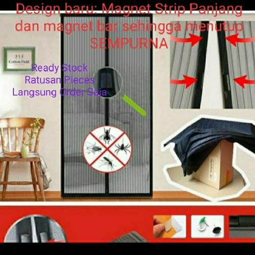 Foto Produk Tirai Pintu Magnet (Walau Beli 1, Dapat HARGA GROSIR, kualitas SUPER) dari Pernak Pernik 88