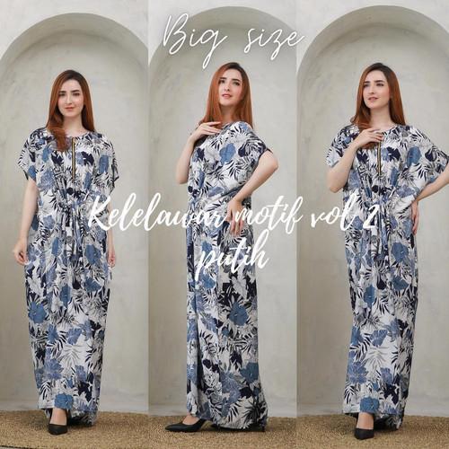 Foto Produk daster arab/india/dubai/turki dlusia kelelawar vol 2 dress busui jumbo dari murmershops & fashion