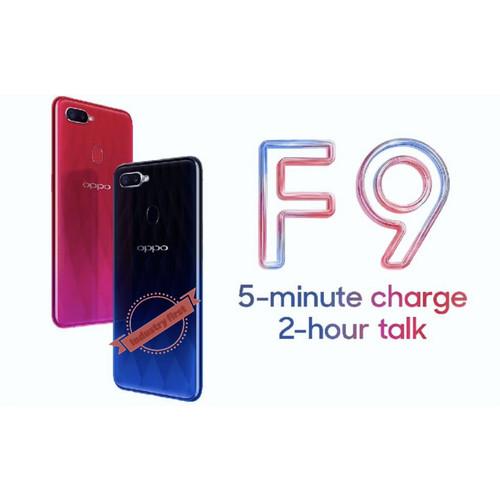 Foto Produk OPPO F9 6/64 GB dari Zhongkai Jianba