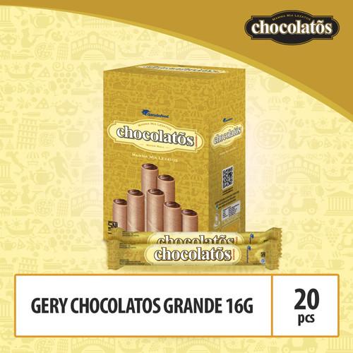 Foto Produk Gery Chocolatos Grande -16 g (WCG8R) By Garudafood dari GarudaFood