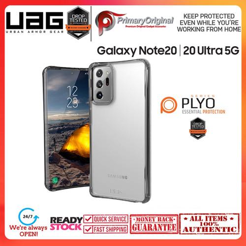 Foto Produk Case Samsung Note 20 Ultra / Note 20 UAG PLYO Drop Shock Protection - Note 20 Ultra dari Spigen Indonesia