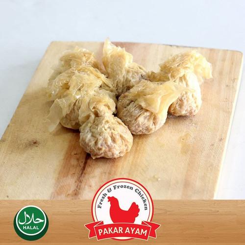 Foto Produk EGG BALL / SOMAY ISI TELUR PUYUH 8 PCS PER KEMASAN LEZAT dari Pakar Ayam