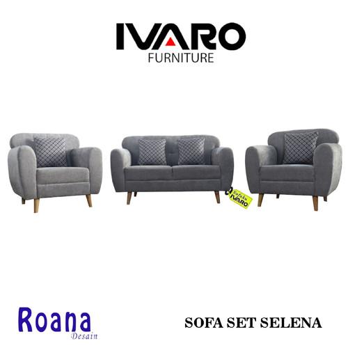 Foto Produk Ivaro Roana Sofa Set Selena dari Ivaro Furniture