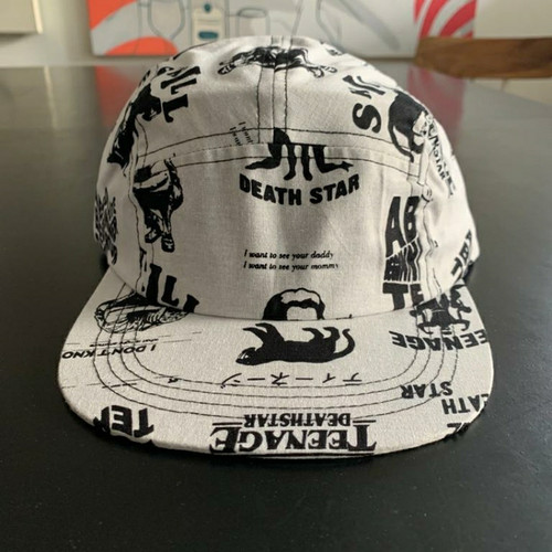 Foto Produk OFFICIAL MERCHANDISE // 5 PANEL HAT dari Teenage Death Store