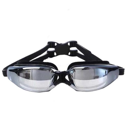 Foto Produk Hamlin Qanic Kacamata Renang Anti Fog UV Protection Dewasa - Black dari Hamlin Official