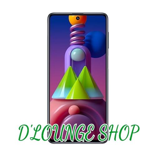 Foto Produk Samsung Galaxy M51 RAM 8GB/ROM 128GB GARANSI RESMI SEIN - Putih dari D'Lounge shop