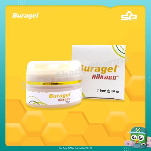 Foto Produk Obat Kulit dan Luka Buragel 1 Box 20gr dari SAPHARMA OFFICIAL STORE