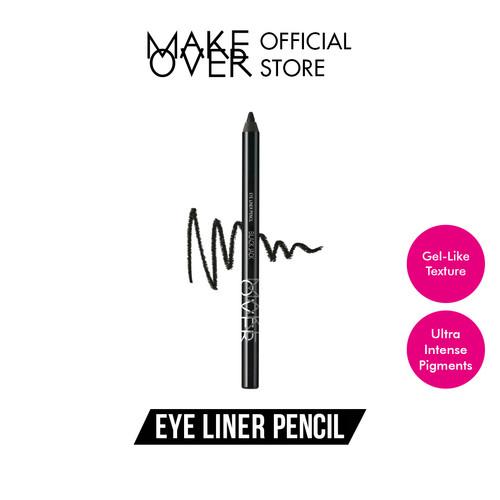 Foto Produk MAKE OVER Eye Liner Pencil - Navy Blue dari Make Over Official Shop