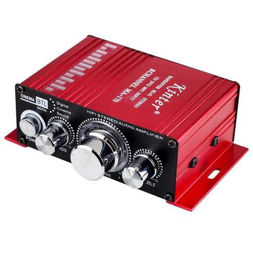 Foto Produk Amplifier Kinter Speaker 2 channel 20W dari jaya abadi 8