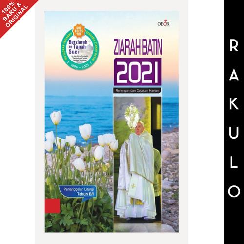Foto Produk Buku Ziarah Batin 2021 dari Rakulo