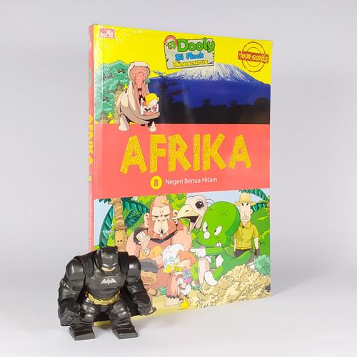 Foto Produk AFRIKA NEGERI BENUA HITAM Dooly si anak dinosaurus tour series dari Ozzi Bookstore