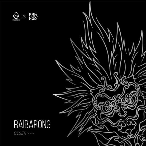 Foto Produk Kaos Bahnoo x Makmoor : Raibarong - L dari bahnoo