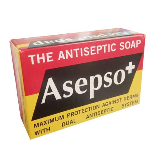 Foto Produk Sabun Batang Asepso 80 gr Antiseptic Soap - Original dari Happy Jaya 168