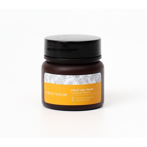Foto Produk I Trust Nature Fruit Gel Mask - Purifying & Hydrating dari I Trust Nature Official